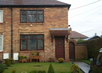 Thumbnail 2 bedroom semi-detached house to rent in Waterloo Road, Haslington, Crewe