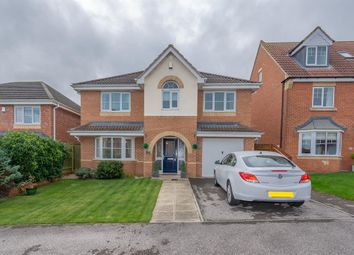 Thumbnail 5 bed detached house for sale in Langdon Close, Consett