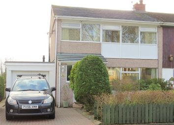 Thumbnail 3 bed semi-detached house for sale in Beech Lane, Cockermouth, Cumbria