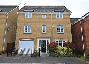 Thumbnail 4 bed detached house for sale in St. Davids Heights, Miskin, Pontyclun, Rhondda, Cynon, Taff.