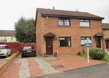 Thumbnail 2 bedroom semi-detached house for sale in Potts Way, Motherwell