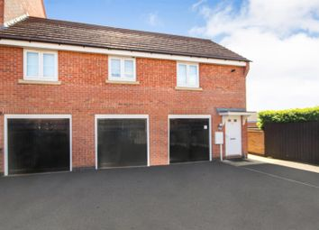 Thumbnail 2 bedroom property for sale in The Coach House, Ashgate Road, Hucknall, Nottingham