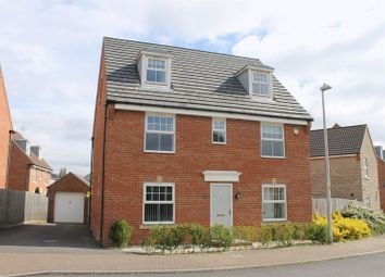 Thumbnail 5 bedroom detached house for sale in Perry Road, Long Ashton, Bristol