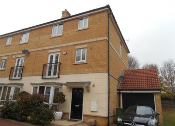 Thumbnail 5 bed town house for sale in College Lane, Basildon, Essex