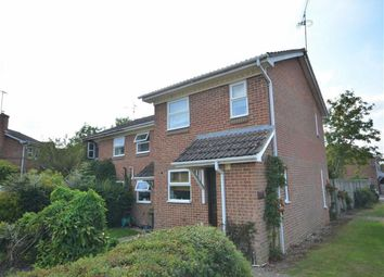 Thumbnail 2 bed end terrace house for sale in The Gardens, Tongham, Farnham