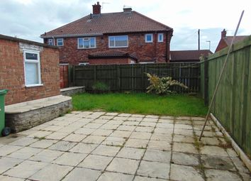 Thumbnail 3 bed terraced house to rent in Corfe Crescent, Billingham