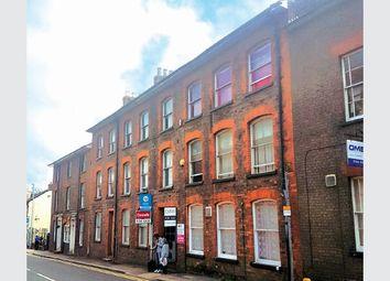 Thumbnail 2 bed maisonette for sale in Flat 13, 17-19 Park Street West, Bedfordshire