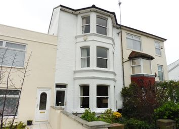 Thumbnail 3 bed terraced house for sale in Crown Road, Great Yarmouth