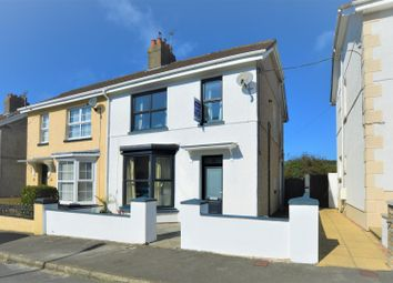 Thumbnail 3 bed semi-detached house for sale in Victoria Road, Ponthenry, Llanelli