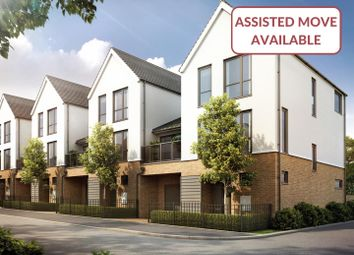 Thumbnail 4 bed town house for sale in Plot 54, The Shackleton, St. Andrew's Park, Uxbridge