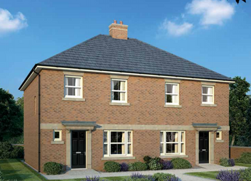Thumbnail 3 bedroom semi-detached house for sale in Devonshire Gardens, Claro Road, Harrogate, North Yorkshire