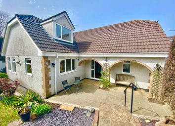 Thumbnail 4 bed detached house for sale in Porthmeor Road, St. Austell