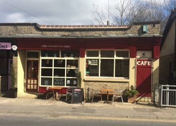 Thumbnail Restaurant/cafe for sale in Station Road, Haworth, Keighley