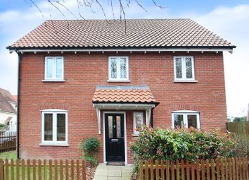 Thumbnail 4 bed detached house for sale in New Road, Catfield, Great Yarmouth