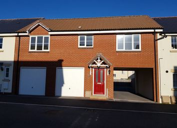 Thumbnail 2 bed mews house for sale in Amberside, Tigers Way, Axminster