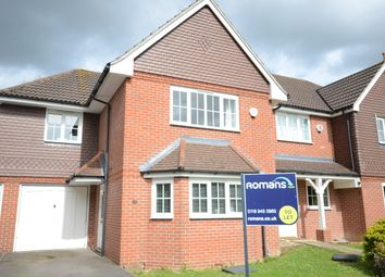 Thumbnail 3 bed semi-detached house to rent in Wallace Grove, Three Mile Cross, Reading