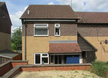 Thumbnail 1 bed semi-detached house to rent in Forsythia Walk, Banbury