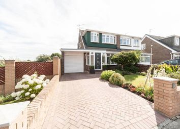 Thumbnail 3 bed semi-detached house for sale in Silksworth Road, Silksworth Gardens, Sunderland