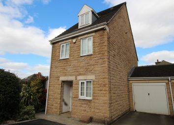 Thumbnail 3 bed link-detached house for sale in Wood View, Huddersfield, West Yorkshire
