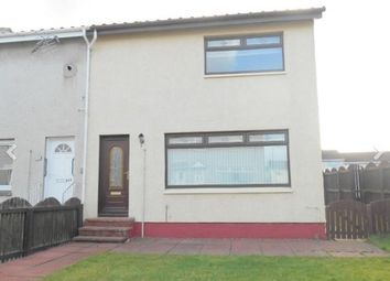 Thumbnail 2 bed end terrace house to rent in Tarbolton Path, Larkhall