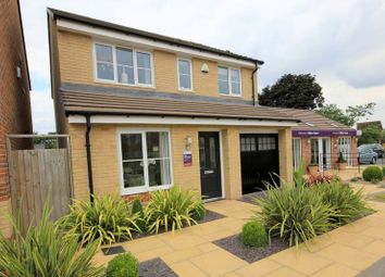 Thumbnail 3 bed detached house for sale in Hurricane Close, Stafford