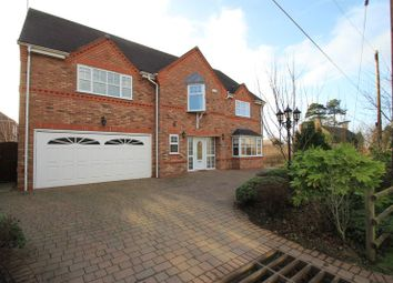 Thumbnail 5 bed detached house for sale in The Lane, Coppenhall, Stafford.