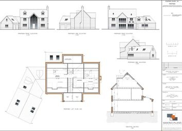 Thumbnail 5 bed detached house for sale in The Sycamores, Burton Road, Tutbury, Burton-On-Trent