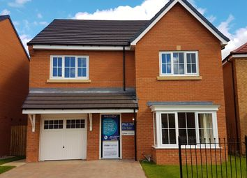 Thumbnail 4 bed detached house for sale in Brookfield Avenue, Acklam Woods, Middlesbrough