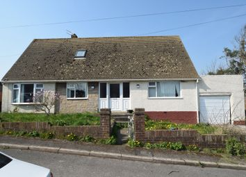 Thumbnail 4 bed detached bungalow for sale in New Close, Newbiggin, Ulverston