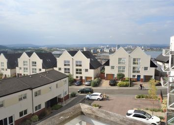 Thumbnail 2 bed flat to rent in The Lodge, Paget Road, Penarth