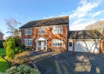 Thumbnail 4 bed detached house for sale in The Spinney, Elston, Newark