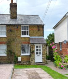 Thumbnail 2 bed cottage to rent in The Terrace, Chelmsford Road, Felsted