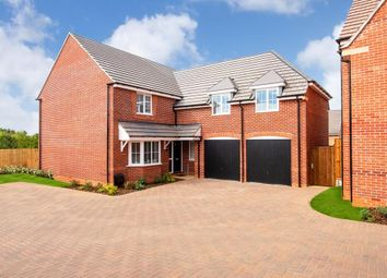 """4 bed detached house for sale in """"Rothbury"""" at Fen Street, Brooklands, Milton Keynes MK10"""