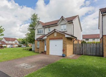 Thumbnail 4 bed detached house for sale in Hazelwood Grove, Drumpellier Lawns, Bargeddie, Glasgow