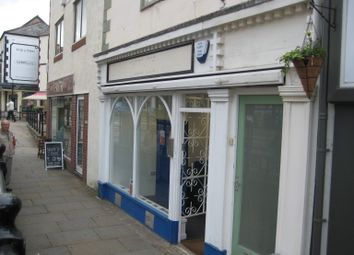 Thumbnail Retail premises for sale in High Street, Denbigh
