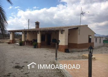 Thumbnail 4 bed country house for sale in 03680 Aspe, Alicante, Spain