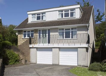 Thumbnail 3 bed detached house for sale in Bryntawe Hall Close, Ynystawe, Swansea
