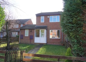 Thumbnail 3 bed detached house to rent in Elmton Close, Leeds