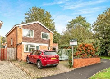 Thumbnail 4 bed detached house for sale in Brese Avenue, ., Warwick, Warwickshire