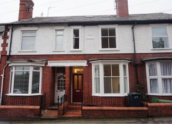 Thumbnail 3 bed terraced house for sale in Whitehall Street, Shrewsbury