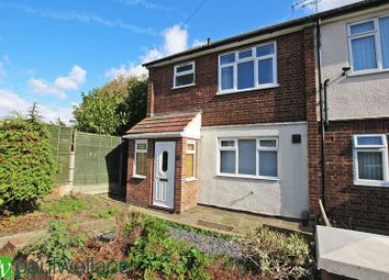 Thumbnail 3 bedroom end terrace house to rent in High Road, Broxbourne