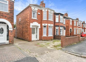 Thumbnail 3 bed semi-detached house to rent in Guildford Avenue, Hull, East Riding Of Yorkshi