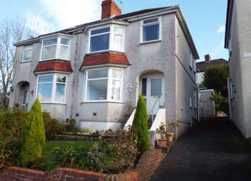 Thumbnail 3 bed semi-detached house for sale in 11 Cefn Coed Crescent, Cockett, Swansea