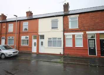 Thumbnail 2 bedroom terraced house for sale in Pickmere Street, Warrington