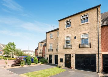 Thumbnail 4 bed terraced house for sale in Silver Cross Way, Guiseley, Leeds