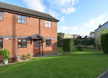 Thumbnail 2 bed flat for sale in Crofters Court, Red Street, Newcastle-Under-Lyme
