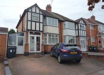 Thumbnail 3 bed property for sale in Beechmore Road, Sheldon, Birmingham