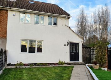 Thumbnail 4 bed semi-detached house for sale in Mickleton Avenue, Kitts Green, Birmingham