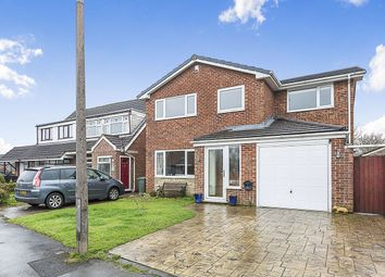 Thumbnail 4 bed detached house for sale in Willow Drive, Charnock Richard, Chorley