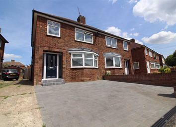 Thumbnail 3 bedroom semi-detached house for sale in Chesterfield Drive, Ipswich